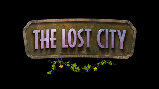 Free iOS Game The Lost City By Fire Maple Games