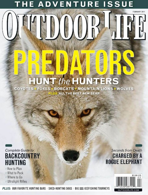 Get Outdoor Life Magazine for FREE!