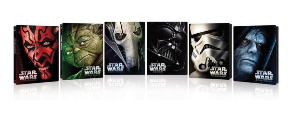 CNET Crave giveaway Limited-edition Blu-ray versions of all six Star Wars films