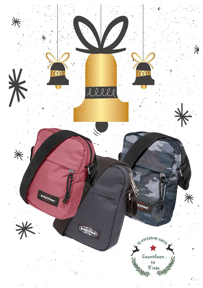 Eastpak The One Shoulder Bag to giveaway at World of Sports Singapore
