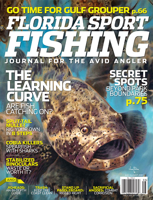 Get Florida Sport Fishing Magazine for FREE