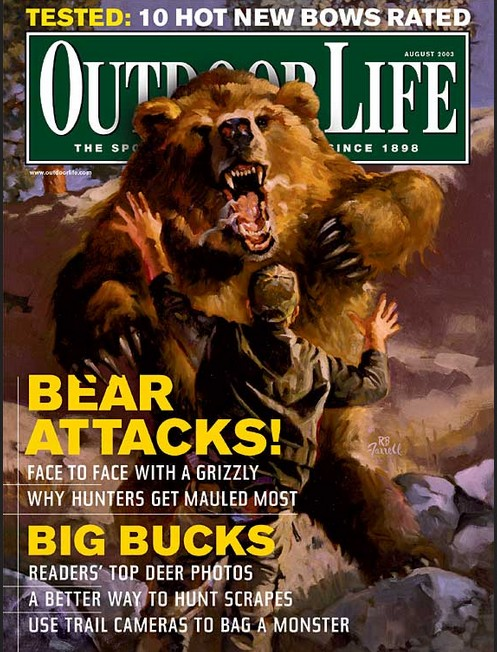 Get your one-year subscription to Outdoor Life Magazine