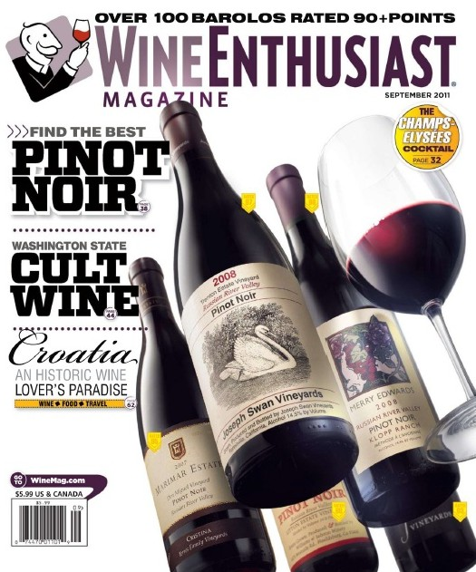 Get your one-year subscription to Wine Enthusiast Magazine at Freebizmag