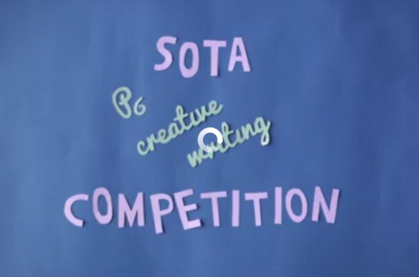SOTA Primary 6 Creative Writing Competiton 2016