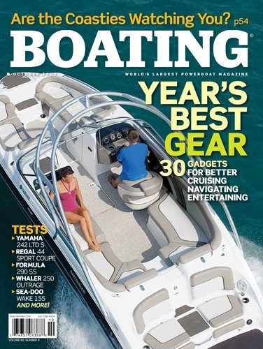 Sign up here for a complimentary one year subscription to Boating Magazine at ValueMags