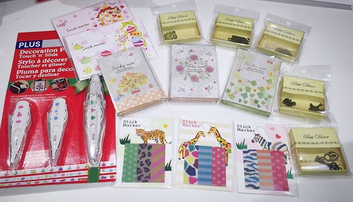 Tokyu Hands Singapore Facebook Christmas Giveaway