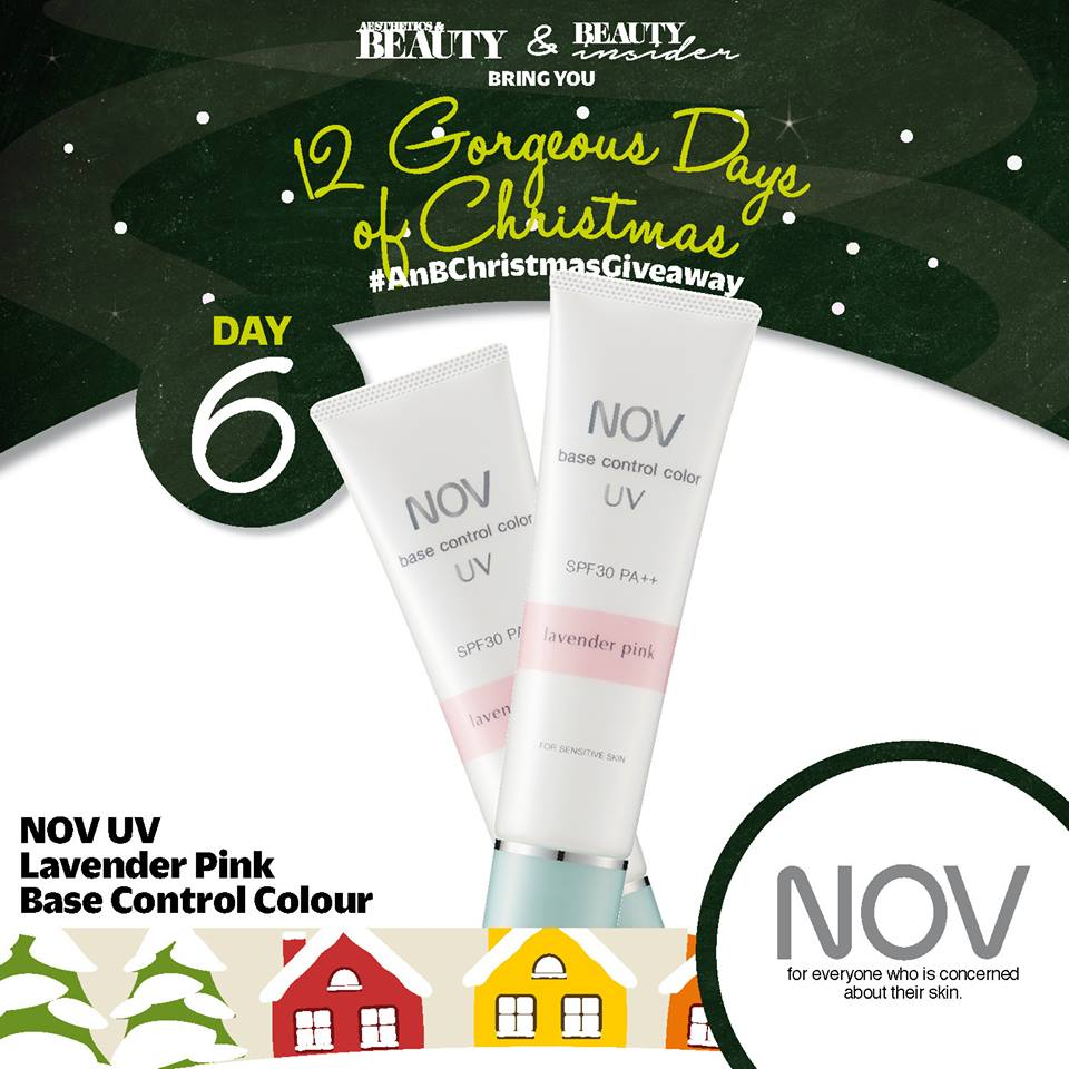 WIN NOV UV Lavender Pink Base Control Colour at Aesthetics & Beauty