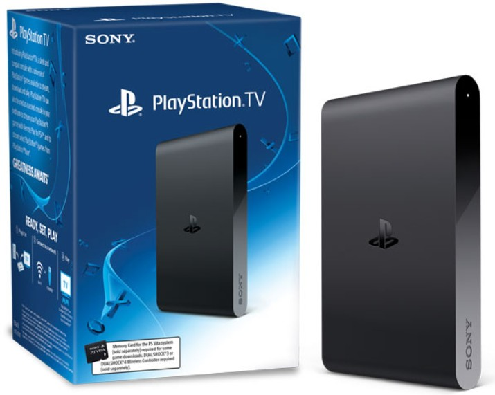 WIN PlayStation TV