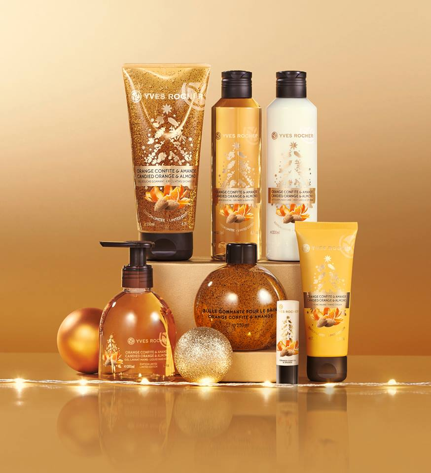 WIN a Christmas Limited Edition collection worth $74 at Yves Rocher Singapore