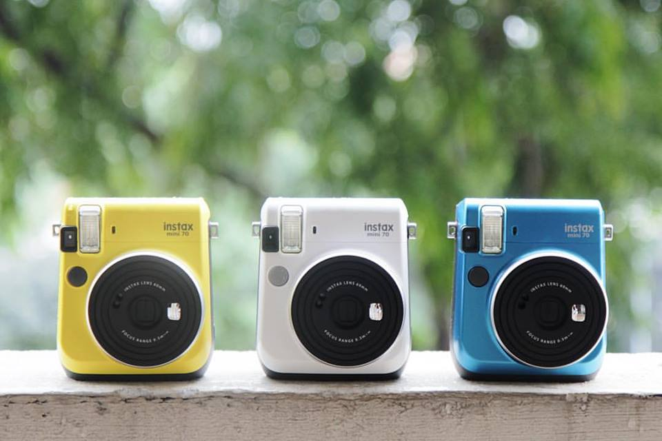 WIN a Fujifilm Instax Mini 70 at Nylon Singapore