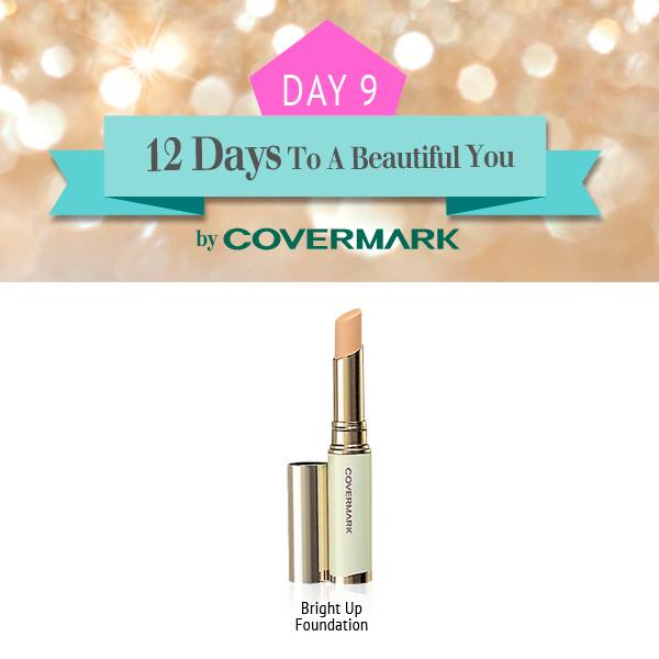 Win Bright Up Foundation at Covermark Singapore