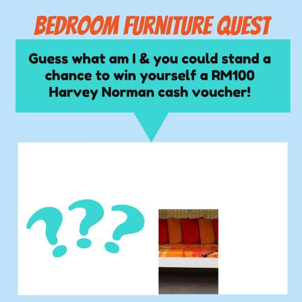 Win RM100 Cash Vouchers every week at Harvey Norman Malaysia