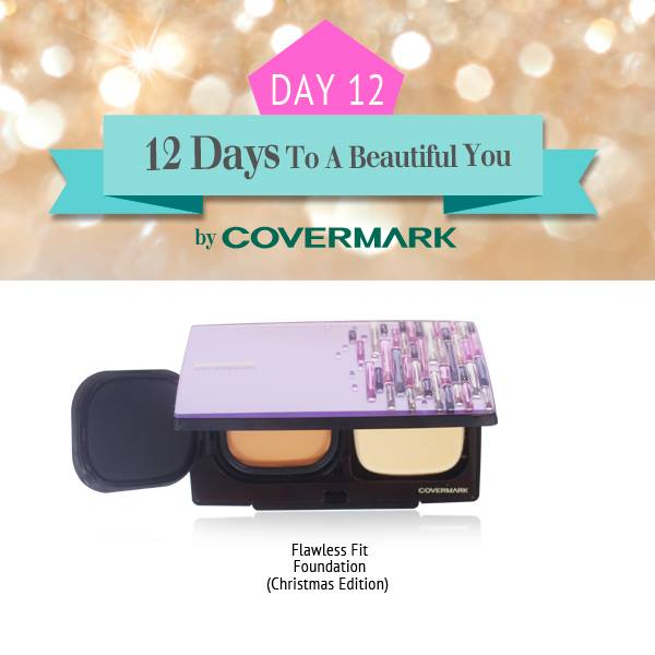 Win a Flawless Fit Foundation at Covermark Singapore