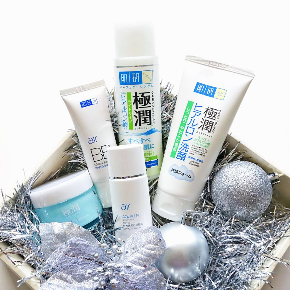 Win a set of Hada Labo Hydrating Set at Hada Labo (sg)