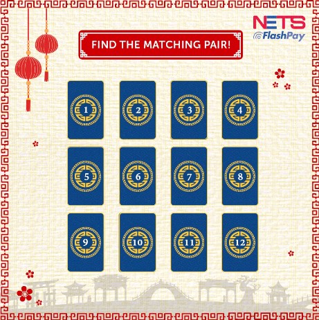 Chinese New Year NETS FlashPay cards giveaway at NETS Singapore