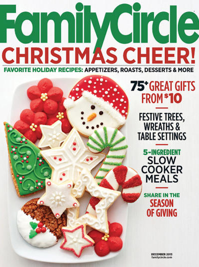 FREE  subscription to Family Circle Magazine at Freebizmag
