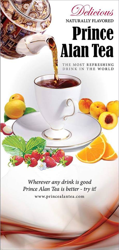 Free Samples Available for a Limited Time at Prince Alan Tea