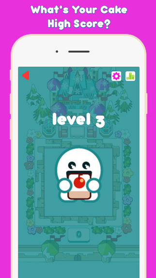 Free iOS Game Pop The Cake