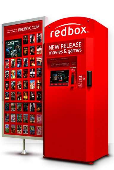 Free video rental at Redbox.com for the New Year