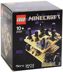 MineCraft Micro World Giveaway