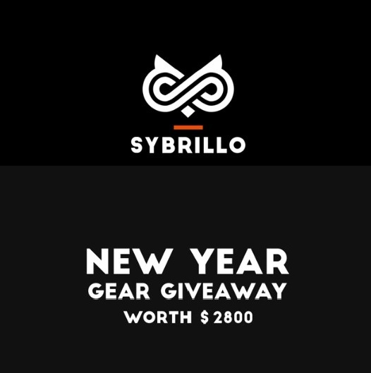Sybrillo New Year Gear Giveaway
