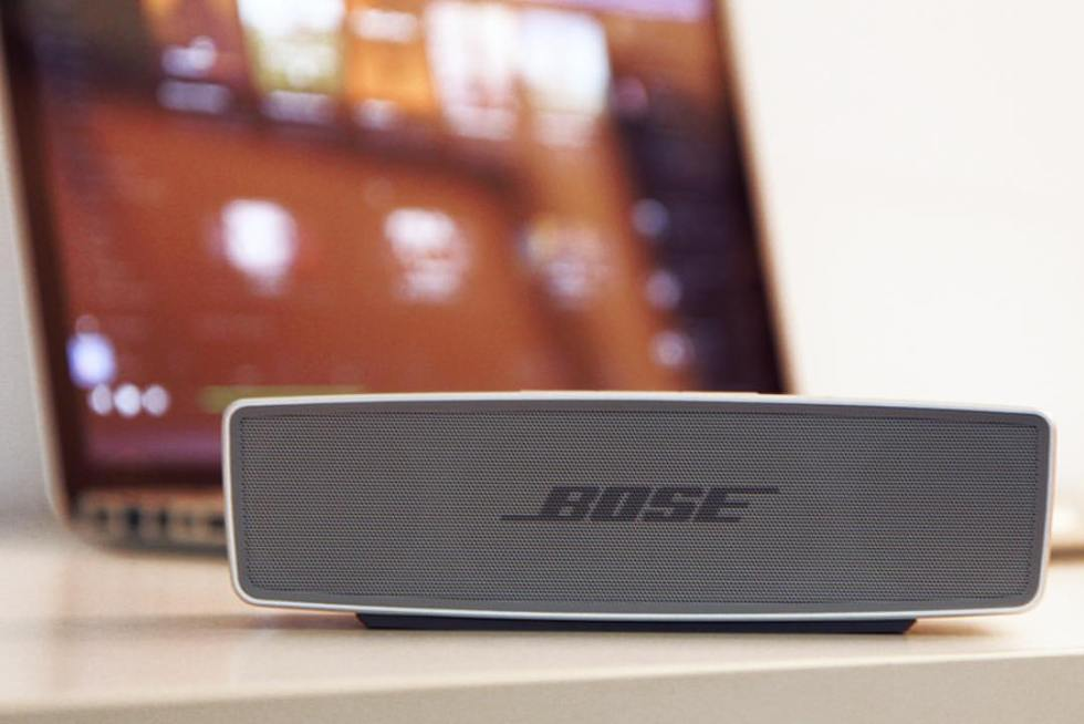 WIN Bose Soundlink Mini Bluetooth Speaker II at Nylon Singapore
