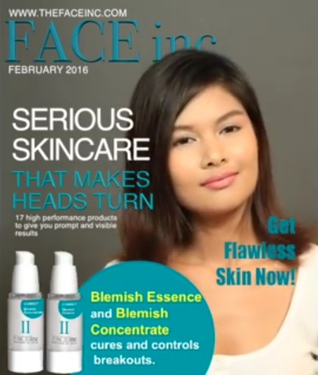 Watch your skin come alive at The Face Inc Malaysia