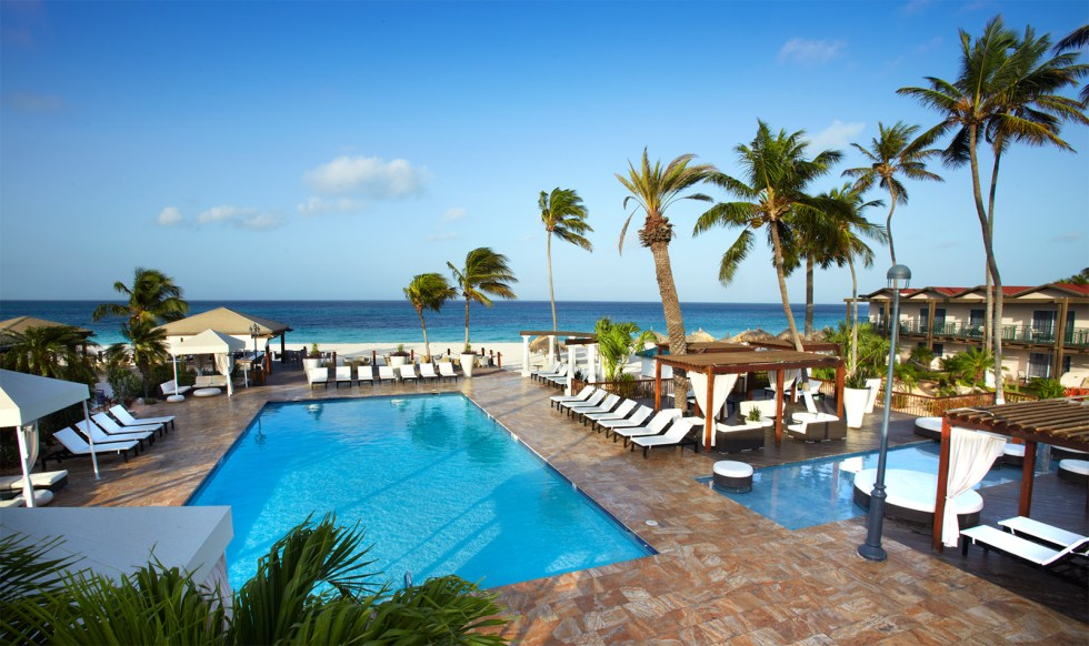 Win a 5-night all inclusive stay for two at Tamarijn Aruba