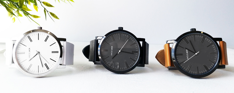 Win an Uncle Jack Watch of Your Choice!