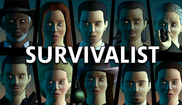 Chance to win 1 of 3 Steam Keys for the game Survivalist