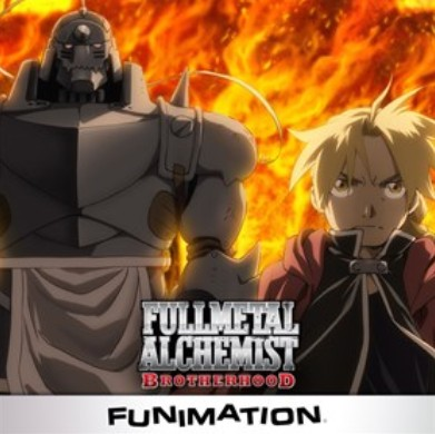 Free Anime Fullmetal Alchemist Brotherhood at Microsoft