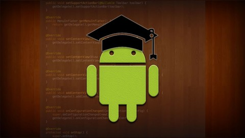 Free Udemy Course on Android Classroom Training Tutorials - 49 Android Projects