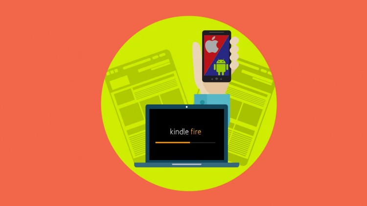 Free Udemy Course on How To Make App For Iphone, Android, Kindle Without Coding