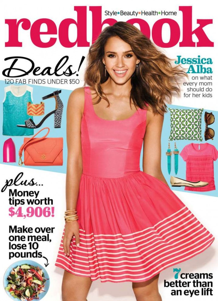 Get Redbook Magazine for FREE!
