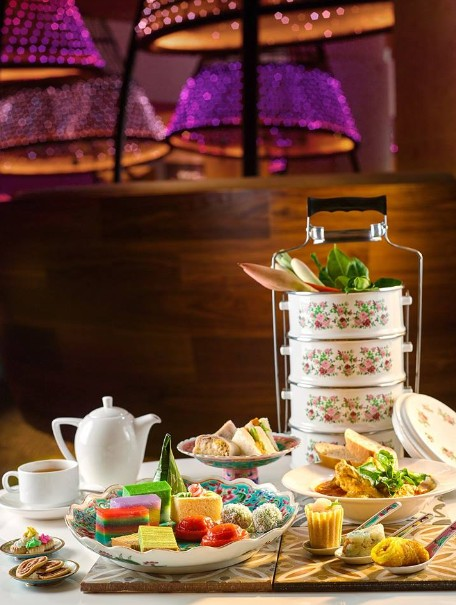 Her World Singapore Giveaway WIN A Peranakan Afternoon Tea for 2 persons at Pan Pacific Singapore