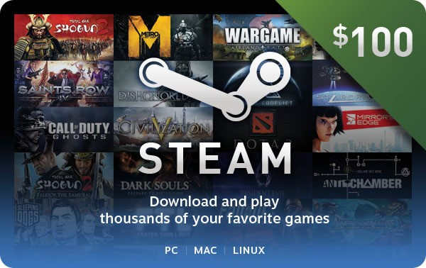 WIN Brotatoe's $100 Steam Card