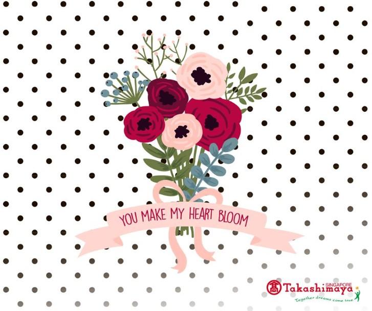 WIN Takashimaya Department Store Gift Voucher worth $50
