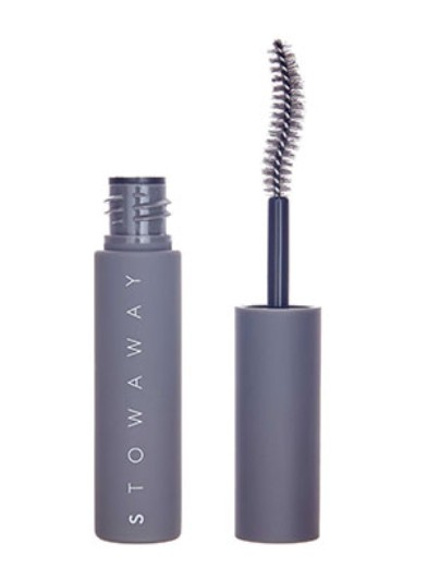 Win Stowaway Cosmetics Defined Lash Mascara and Cheek & Lip Pot Rouge in Burnt Rose