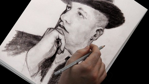 Free Udemy Course on Drawing for Beginners - Drawing as Process