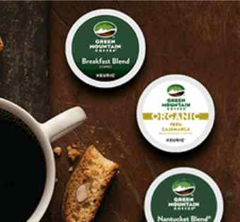 Get Your Free K-Cup® Pod Sample