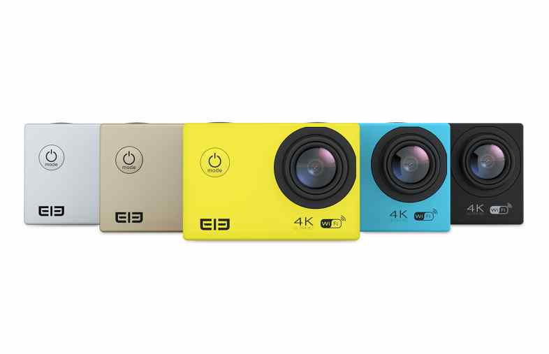 International giveaway Win Elephone's ELECAM action cam