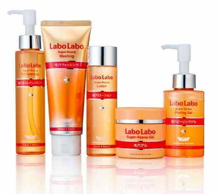 #Win A Dr.CiLabo Singapore's Labo Labo Super-Keana full range set