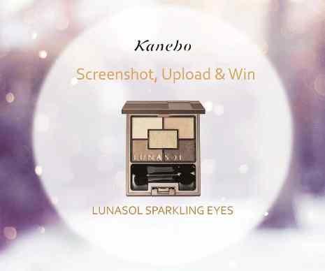 Win a FREE makeover at Kanebo Malaysia