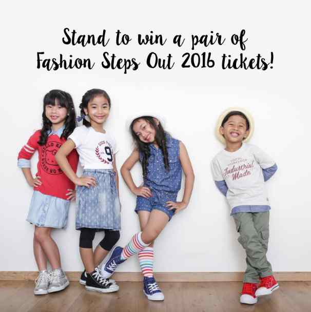 #Win free passes to Fashion Steps Out 2016 at Fox Fashion (Singapore)