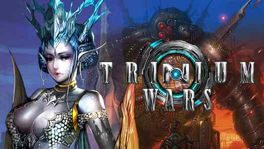Win one of 200 free full game keys for Trinium Wars at VG247
