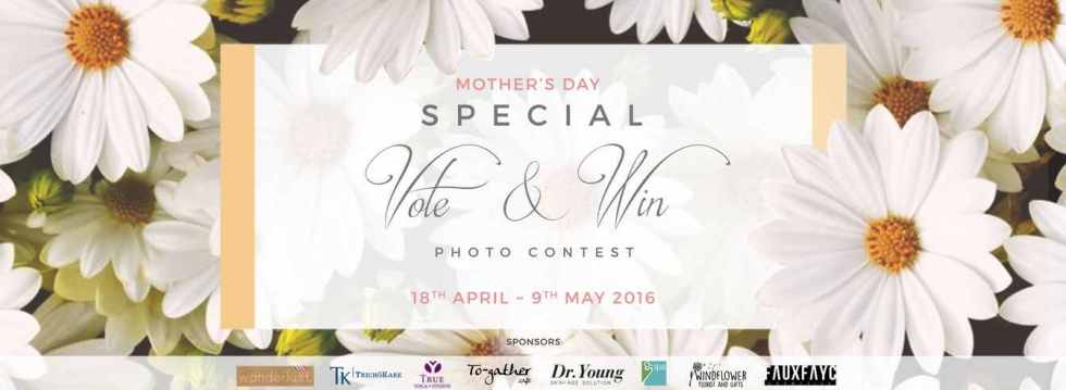Dr Young Mother's Day Special Vote & Win Photo Contest