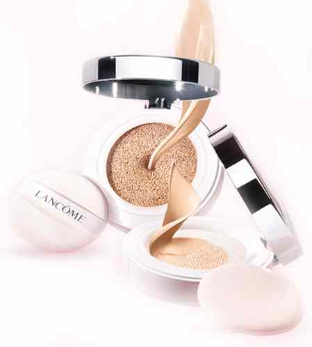 Free Lancome customised sample kit