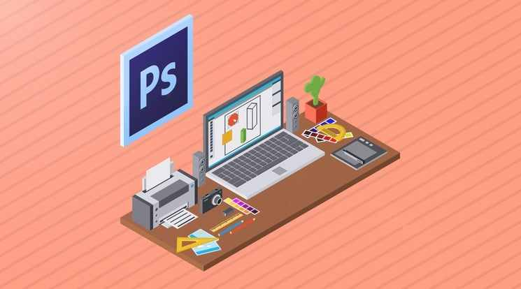 Free Udemy Course on Photoshop for Beginners + Design a Logo