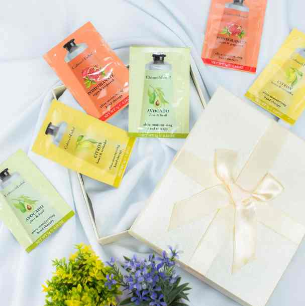 Free two (2) 5g Hand Therapy packets at Crabtree & Evelyn Malaysia