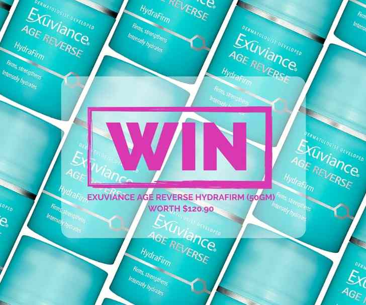 Win Age Reverse HydraFirm worth $120.90 at Exuviance Singapore